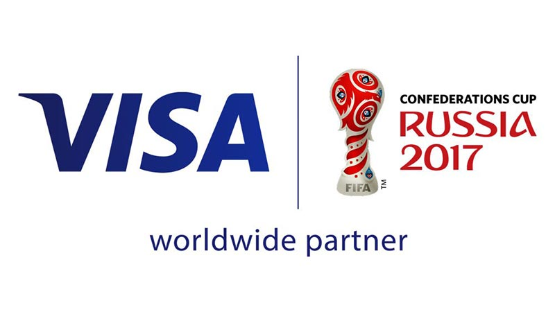 Soccer fans around the globe | FIFA Confederations Cup | Visa
