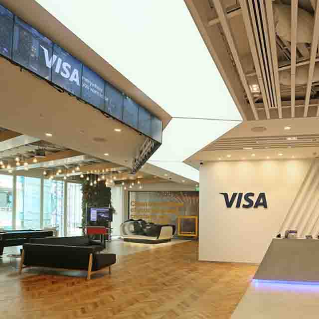 Visa, Collab, Singapour, Innovation, Centre