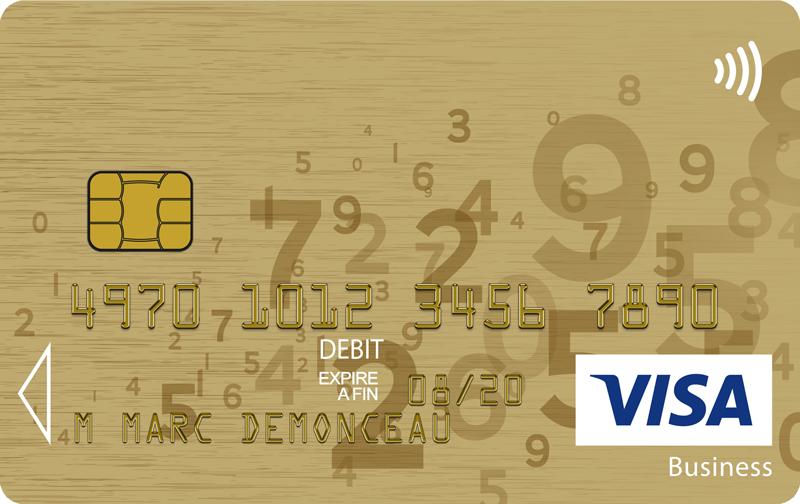 Trouver une carte   Visa