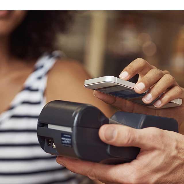 Visa Contactless Paiements Sans Contact En Toute